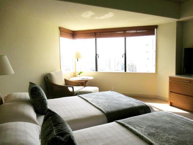 画像: 7F以上はクラブフロアと呼ばれ、宿泊客はワンランク上のサービスが受けられる(写真は7F)
