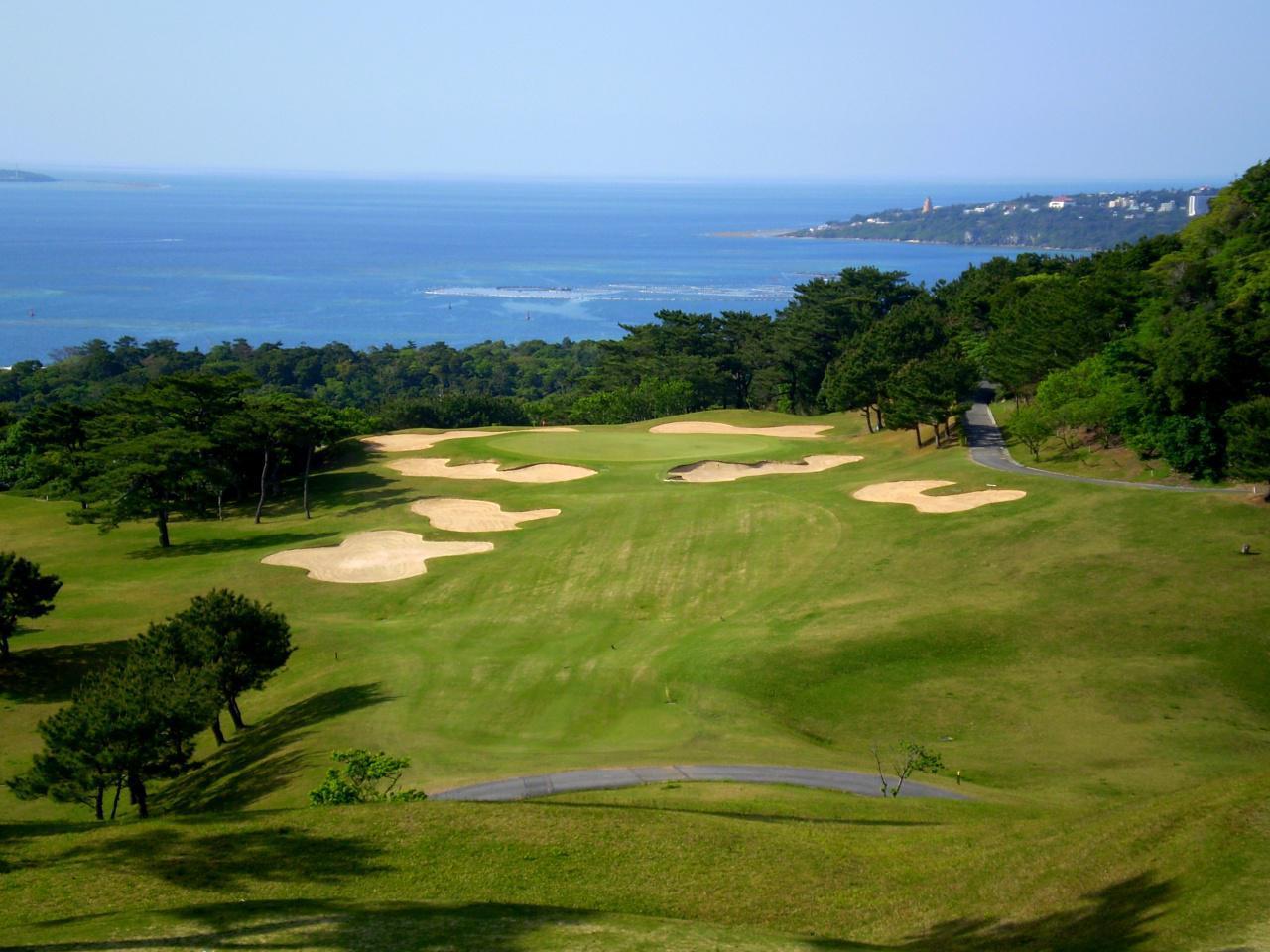 画像: ベルビーチゴルフクラブ