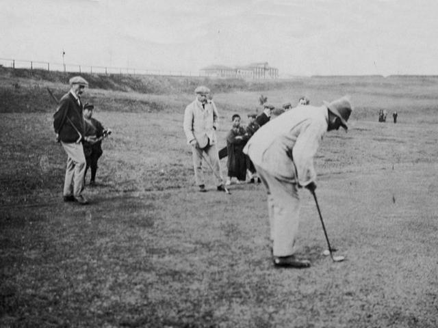 画像2: 日本初のゴルフ場、神戸GCは雑草や笹を手鎌で刈り取っただけだった