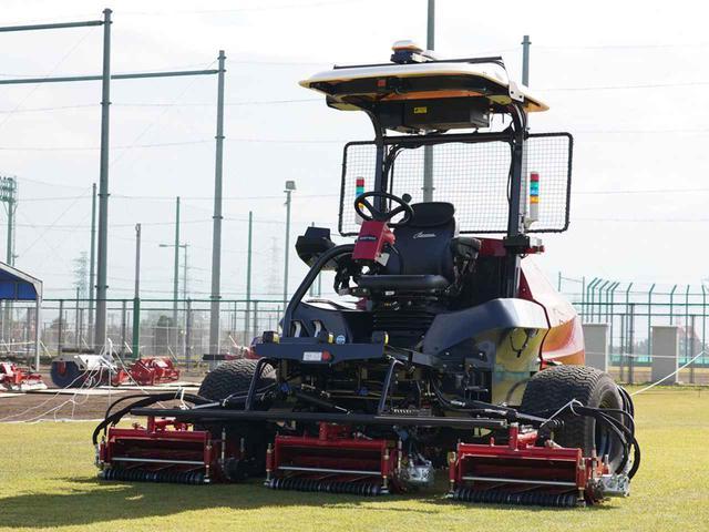 画像: コースメンテナンス最前線:「ターフショー」で見つけた最新コース管理機器