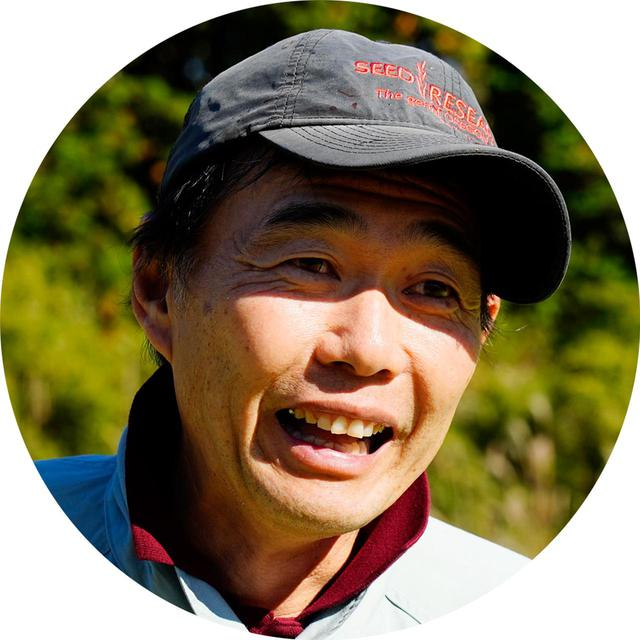 画像: 箱根CCグリーンキーパー金澤仁史さん 箱根CCでは肥料やりから池のメンテナンスまで全てコース管理 部で行う。全25人の所属員を束ねる