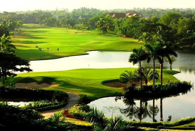 画像: パンラインゴルフクラブ