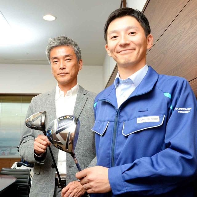 画像: (左)企画担当の井口甲太郎さん (右)開発担当の中村拓尊さん