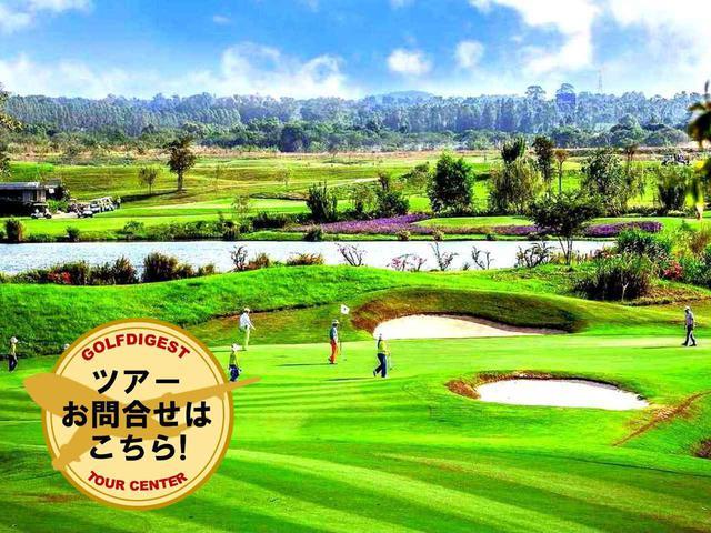 画像1: 【タイ・パタヤ】ビーチリゾートの厳選コース。サイアムCC、チーチャンゴルフ…5コースから選ぶ。5日間 2プレー(現地係員案内) - ゴルフへ行こうWEB by ゴルフダイジェスト