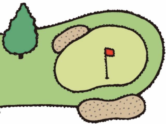 画像: 【ルール早わかり】いざとなったらアンプレヤブル! 新しいドロップのやり方を覚えておこう!「2019-2020 ゴルフダイジェスト・ルール早わかり集」 - ゴルフへ行こうWEB by ゴルフダイジェスト