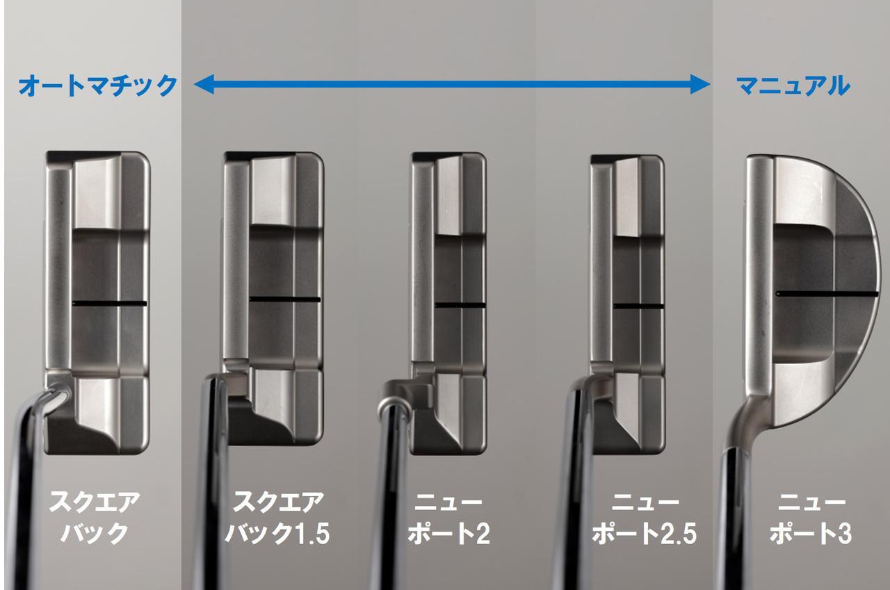 画像1: 操作性の高い「L字フロー」、オートマチックな「シングルベント」