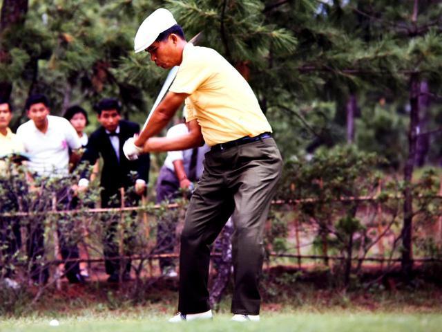 画像: 1971年、陳清波40歳