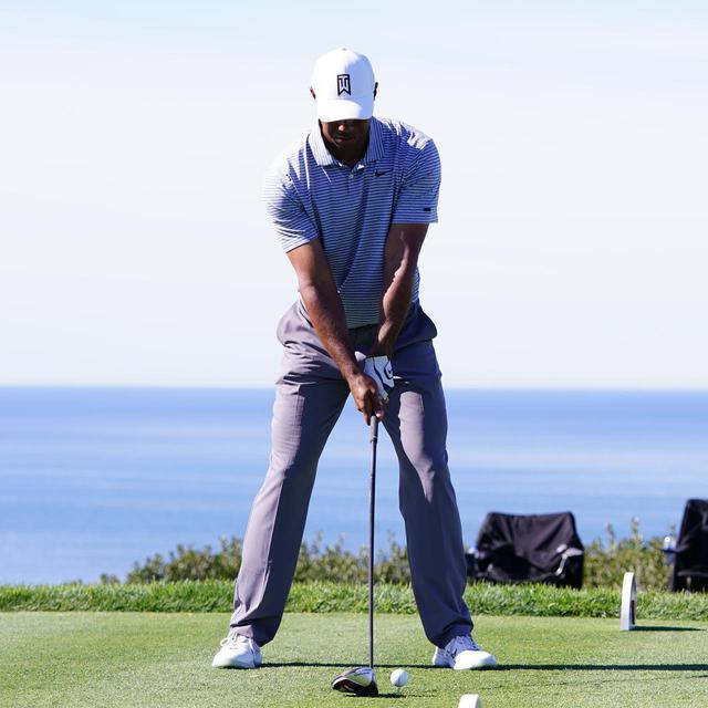 画像: 【ゴルフ上達】タイガー・ウッズの構えこそアドレスの基本。渋野日向子の「始動のコツ」もあわせて紹介 - ゴルフへ行こうWEB by ゴルフダイジェスト