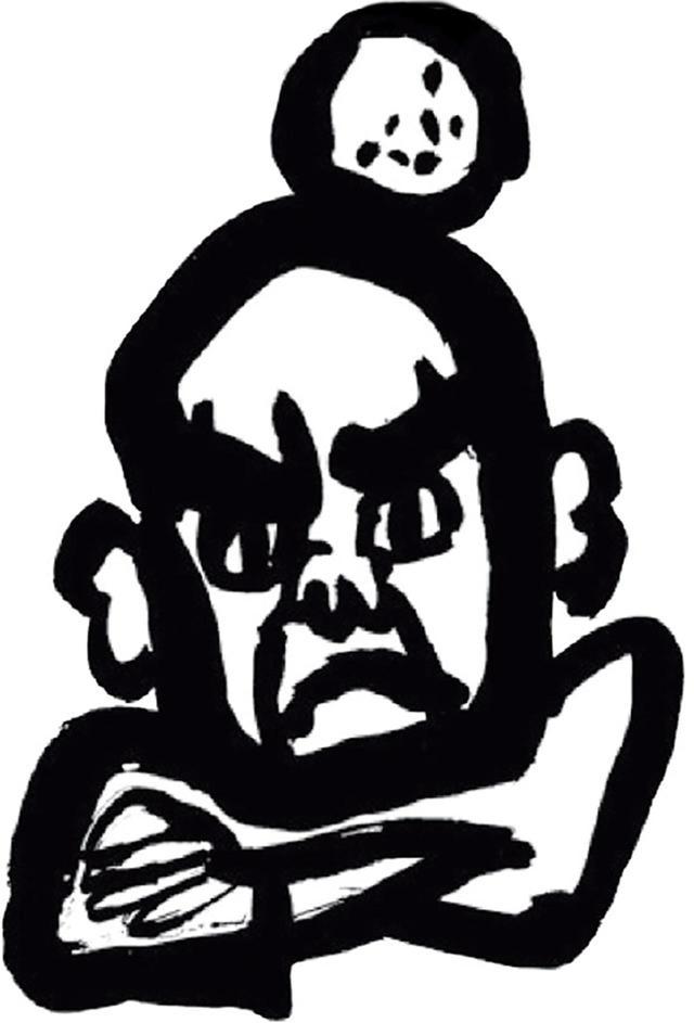 画像: 悩んでねぇで 相談に来なっ! 【江戸っ子クラブ職人 頑固おやじ】その道35年、東京下町のゴルフエ房店主。厳しくも愛があって常連客に慕われる。好きな言葉は「鉄は熱いうちに打て」