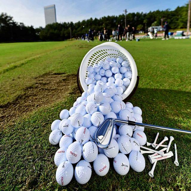 画像: 「フェニックスゴルフアカデミー」で芝上練習、プロみたい!