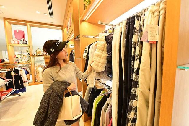 画像: フェニックス・シーガイア・リゾートはお店も豊富。写真はトム・ワトソンGC内のショップ