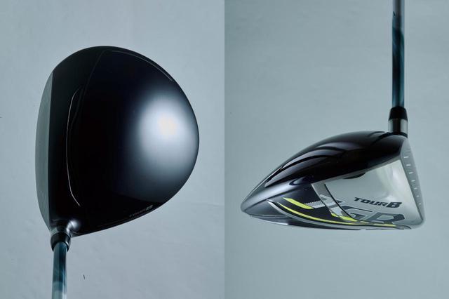 画像: やや小ぶりで操作性がよく、アップライトなライ角で球をつかまえやすい