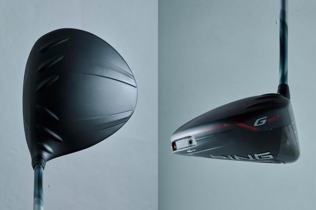 画像: 455ccの大型ヘッドと可変弾道調整ウェートでミスを軽減。安心感が高く人気のドライバー