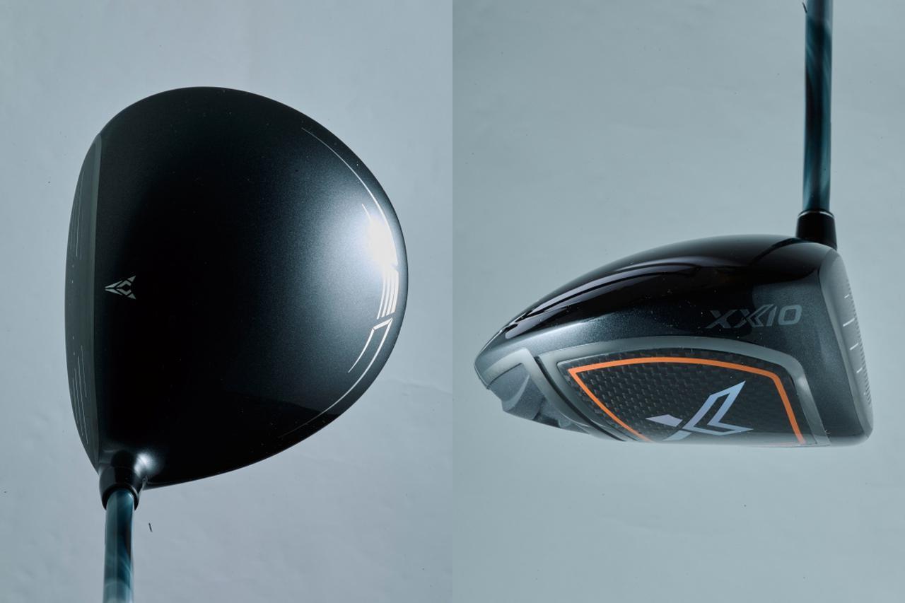 画像: ゼクシオ初のカーボン複合構造により、余剰重量をヘッド後方に分配、高慣性モーメントを実現