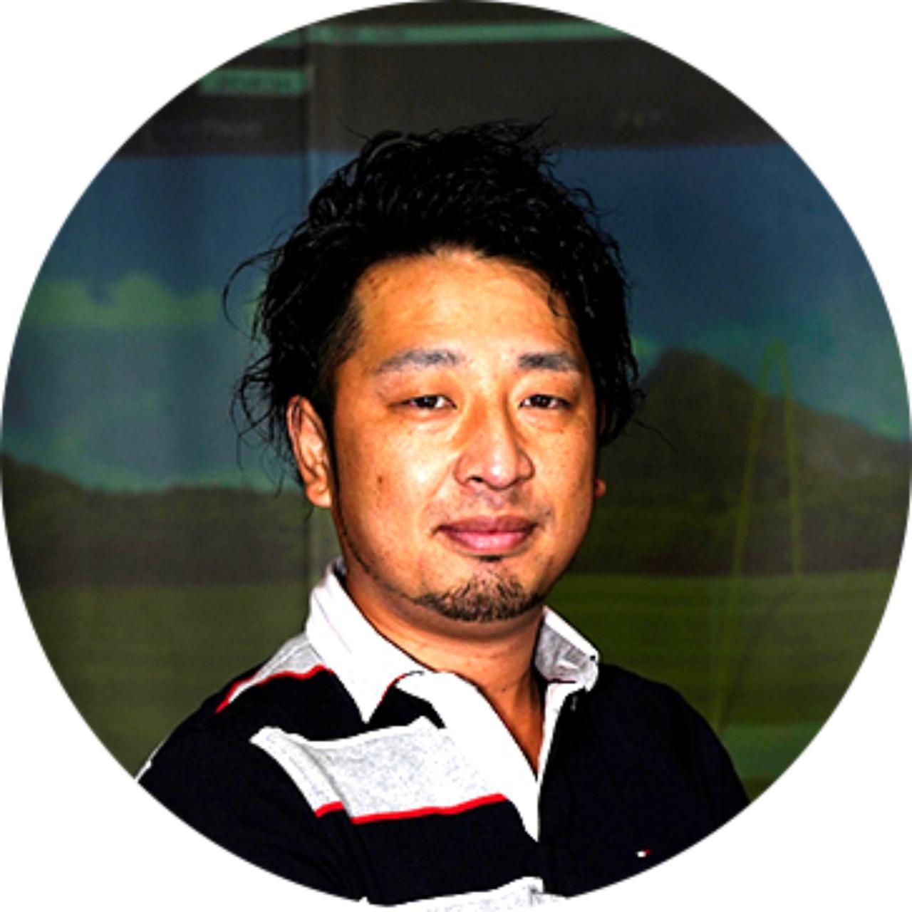 画像: BAR「sine」店長 大平輝生さん HS45m/s HC13 持ち球はフェード