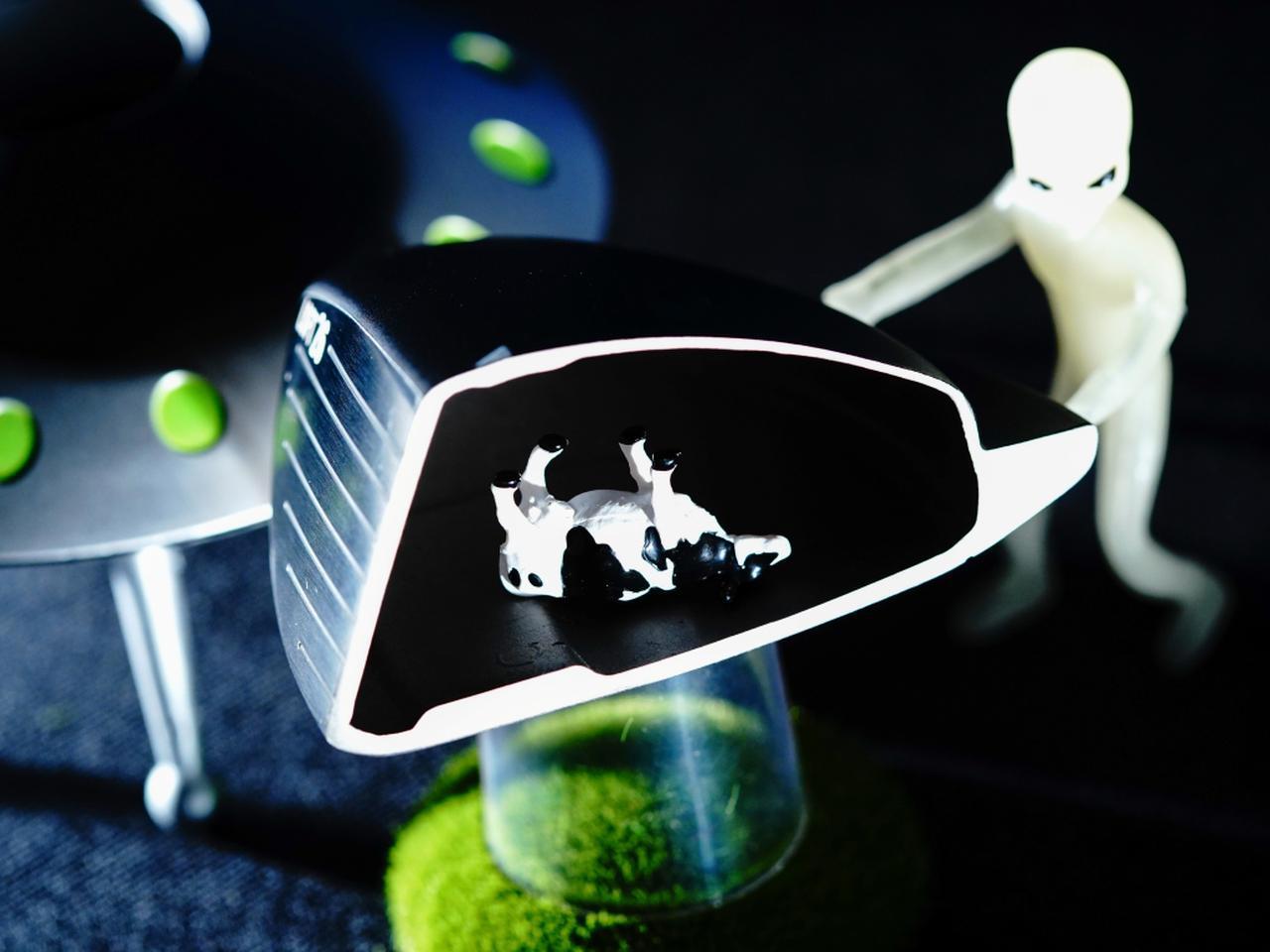 画像: 【プレゼント】アイアンはモウいらない? 未確認ウッド物体「UFO」との遭遇。キャスコ「UFO by パワートルネード」7本を各番手1名に!