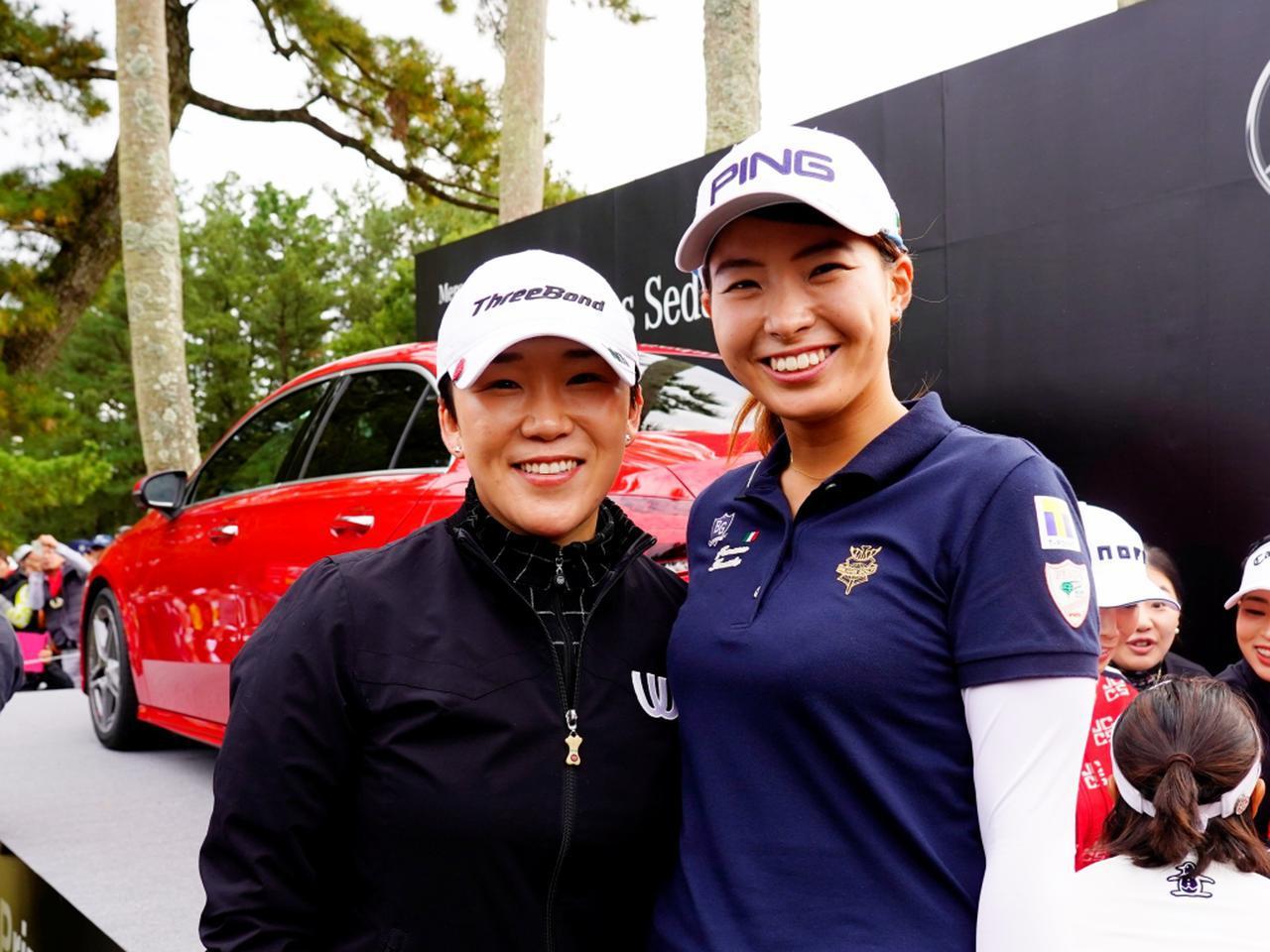 画像: 賞金女王争いには敗れたものの、シン・ジエ選手はツアー史上初の平均ストローク60台の偉業達成