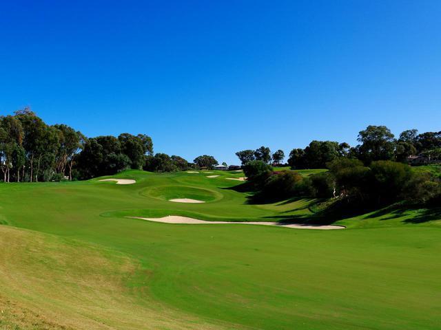 画像: ジューンダラップリゾート オーストラリア内のゴルフリゾート1位に選ばれたこともある