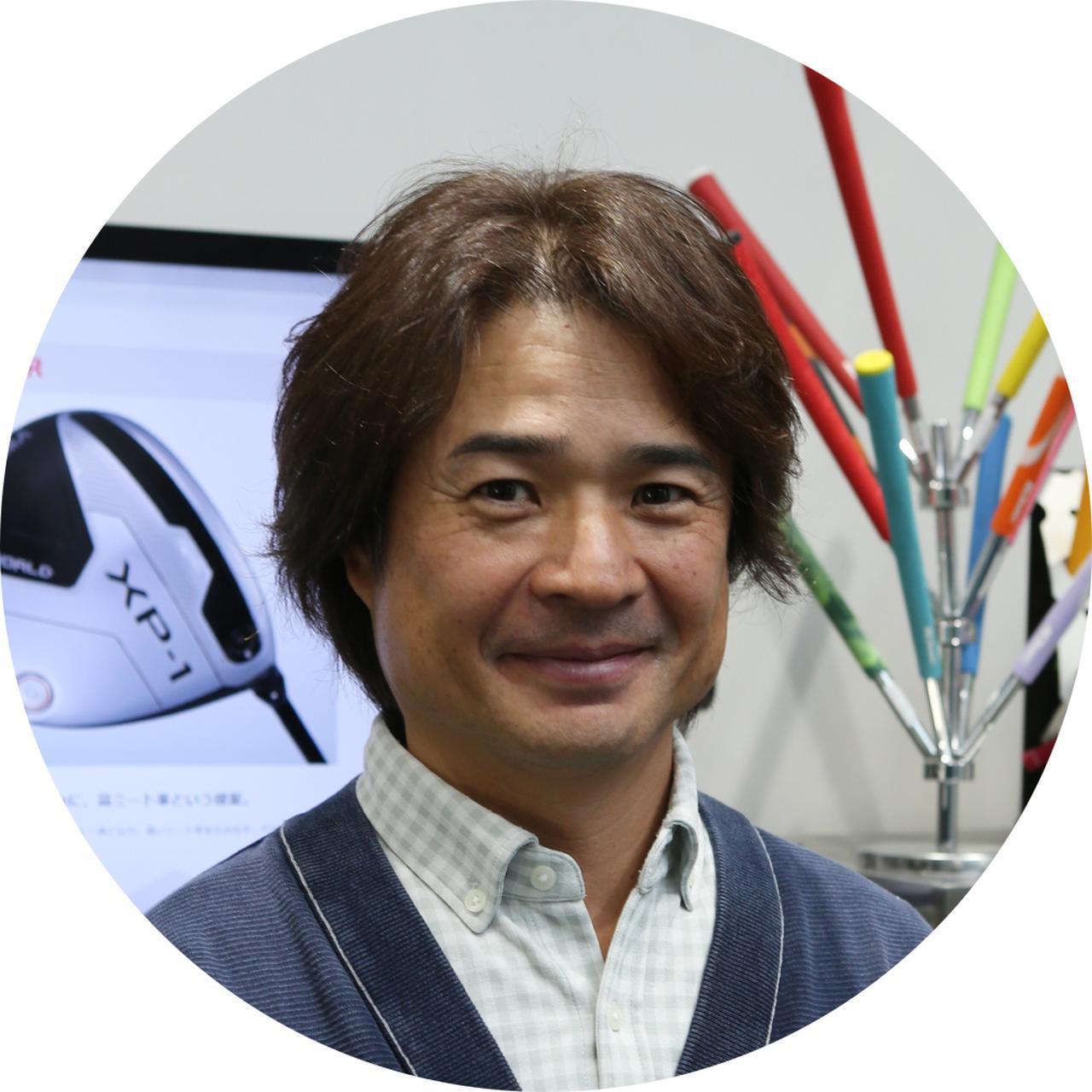 画像: 小川晃弘さん 平均スコア80。ヘッドスピード44m/s。ドローが持ち球で振りにいっても引っかからないクラブが好み