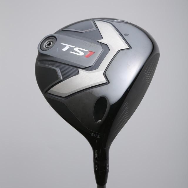 画像: TS1(タイトリスト) 今回のモデルの中で最軽量。スピードで飛ばせると人気に