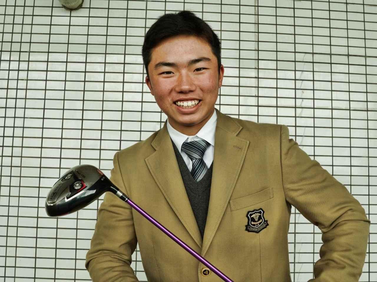画像: 【10本で握る】テンフィンガーグリップで300ヤードを飛ばす高校2年! 篠塚武久先生が教え子、出利葉太一郎くんのスウィングを解説 - ゴルフへ行こうWEB by ゴルフダイジェスト