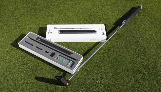 画像: Sense Golf パターグリップとS.A.W.システムセット