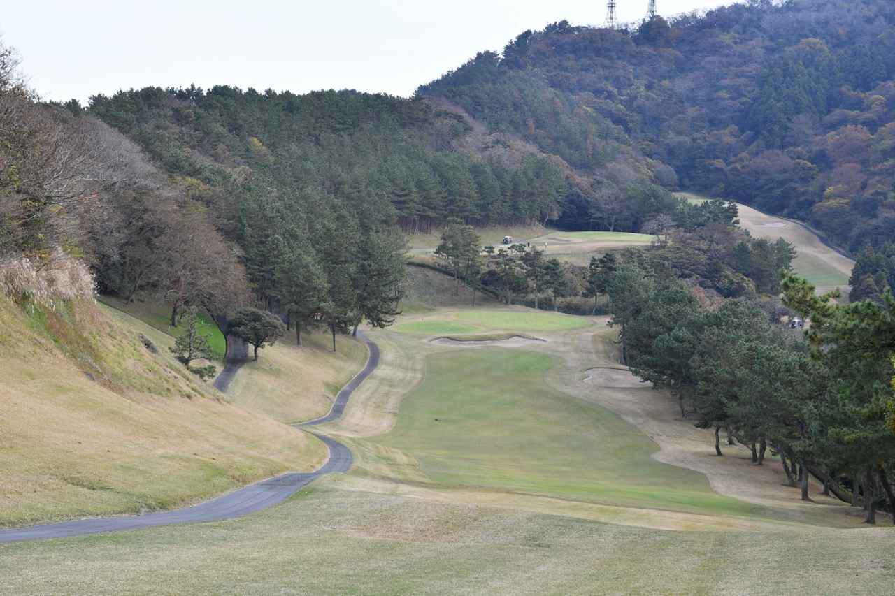 画像: 12月のゴルフコース、グリーンまだ凍ってるかな。。。