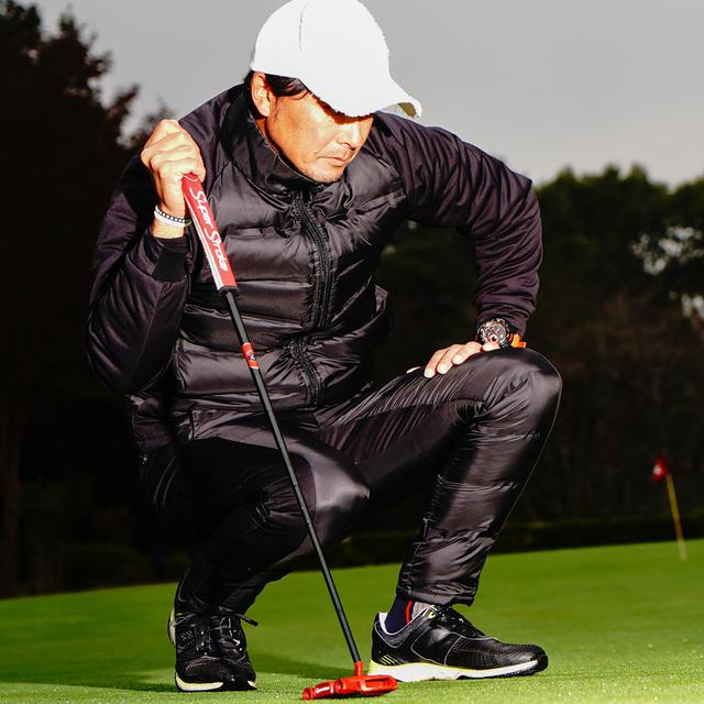 画像: New!【未来ウェア】凄暖!撥水シームレスダウンジャケット・パンツ-ゴルフダイジェスト公式通販サイト「ゴルフポケット」