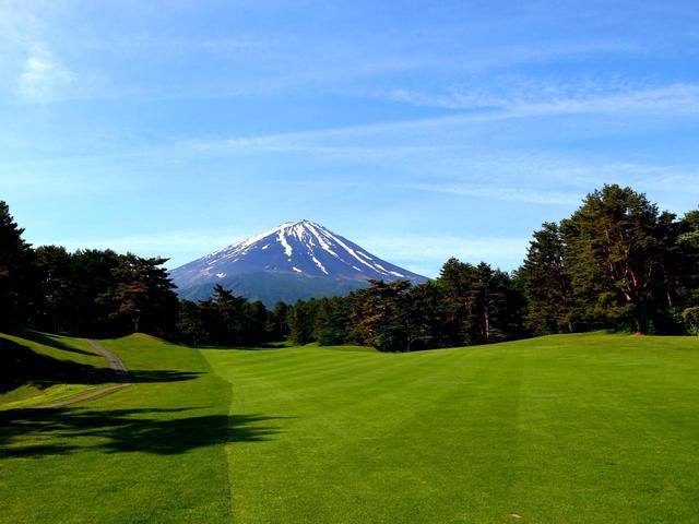 画像: 富士平原ゴルフクラブ 富士・箱根・丹沢27ホール