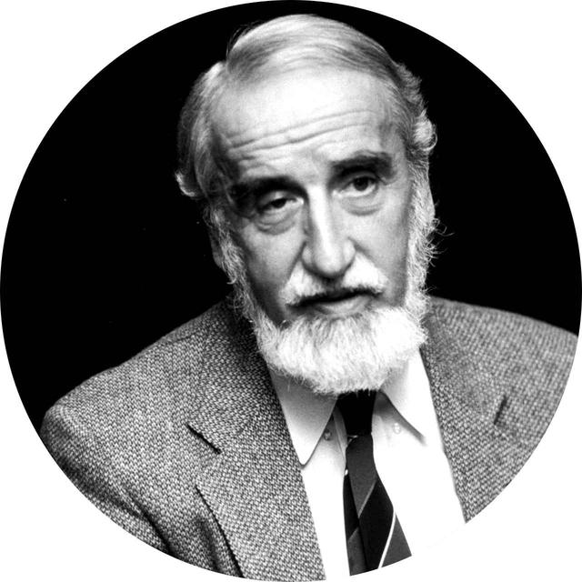 画像: D・ミュアヘッド (Desmond Muirhead)。英国生まれ/1924~2002年