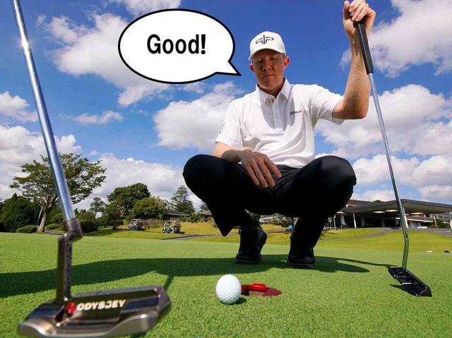 画像: 【パット】入り口重視のパット練習② 考案者B・ケネディが直接指導、タッチが出るってこういうこと! - ゴルフへ行こうWEB by ゴルフダイジェスト