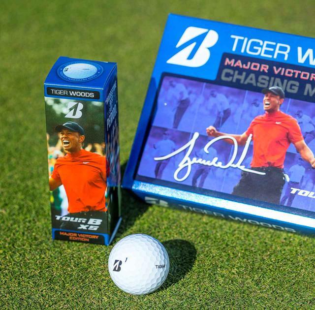 画像: タイガーが選んだ打感と性能。「ZOZOチャンピオンシップ」の優勝で人気が再燃