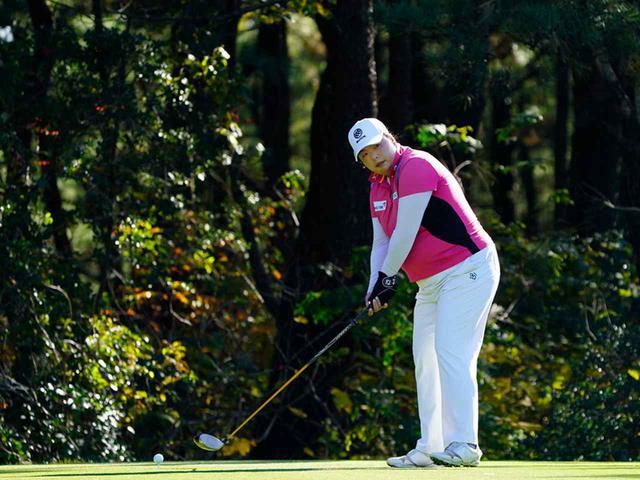 画像15: 【プレショットルーティン調査】女子プロゴルファー上位32人をチェック! テクニカル素振り、フィジカル素振り、イメージ素振り、一番多いのはどのタイプ?