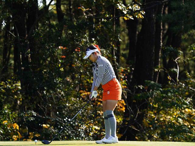 画像2: 【プレショットルーティン調査】女子プロゴルファー上位32人をチェック! テクニカル素振り、フィジカル素振り、イメージ素振り、一番多いのはどのタイプ?