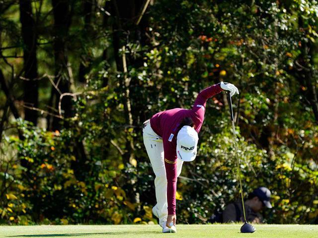 画像7: 【プレショットルーティン調査】女子プロゴルファー上位32人をチェック! テクニカル素振り、フィジカル素振り、イメージ素振り、一番多いのはどのタイプ?
