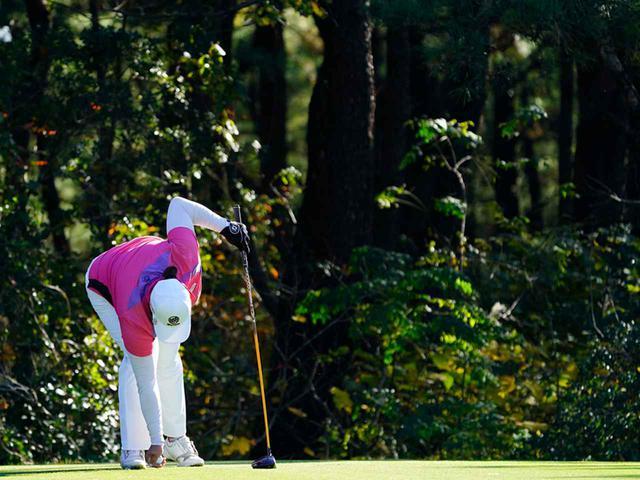 画像13: 【プレショットルーティン調査】女子プロゴルファー上位32人をチェック! テクニカル素振り、フィジカル素振り、イメージ素振り、一番多いのはどのタイプ?