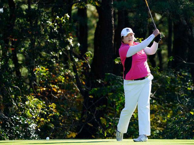 画像18: 【プレショットルーティン調査】女子プロゴルファー上位32人をチェック! テクニカル素振り、フィジカル素振り、イメージ素振り、一番多いのはどのタイプ?