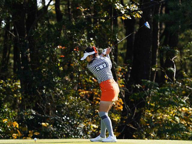 画像5: 【プレショットルーティン調査】女子プロゴルファー上位32人をチェック! テクニカル素振り、フィジカル素振り、イメージ素振り、一番多いのはどのタイプ?