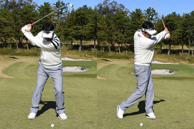 画像4: 低スピン低弾道で左右にブレない球