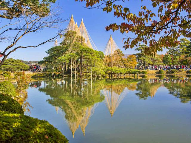 画像2: 歴史的文化遺産「兼六園」