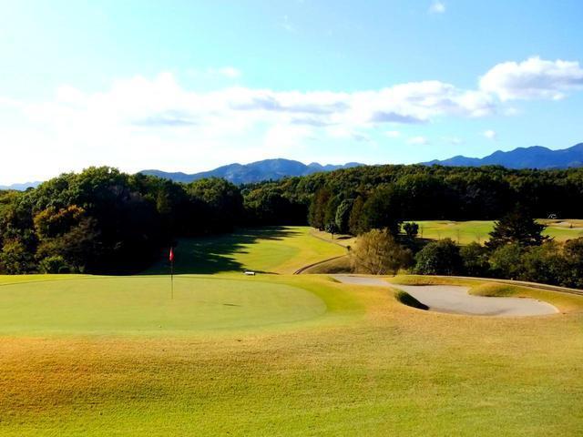 画像: 坂戸西スマートインターより10㌔、越生ゴルフクラブ