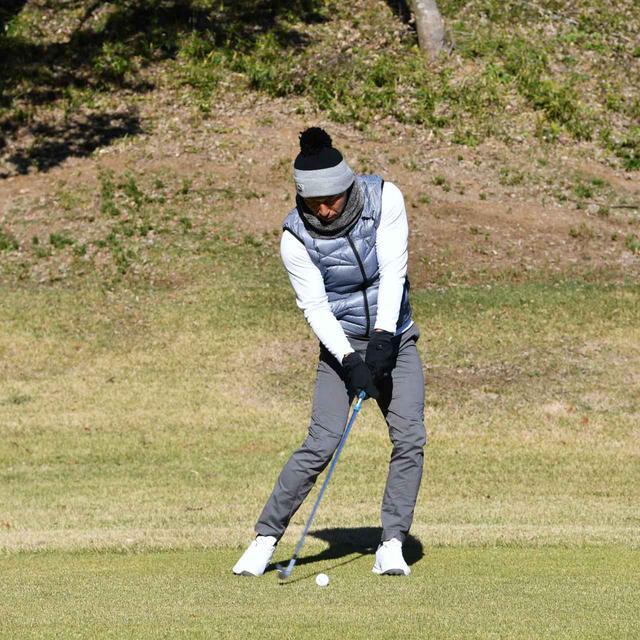 画像8: 【冬ゴルフのスコアメーク】今すぐ試したいテクニック「ティショット&セカンド編」。ベストスコアを冬に出す