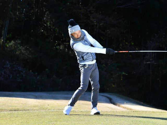 画像4: 【冬ゴルフのスコアメーク】今すぐ試したいテクニック「ティショット&セカンド編」。ベストスコアを冬に出す