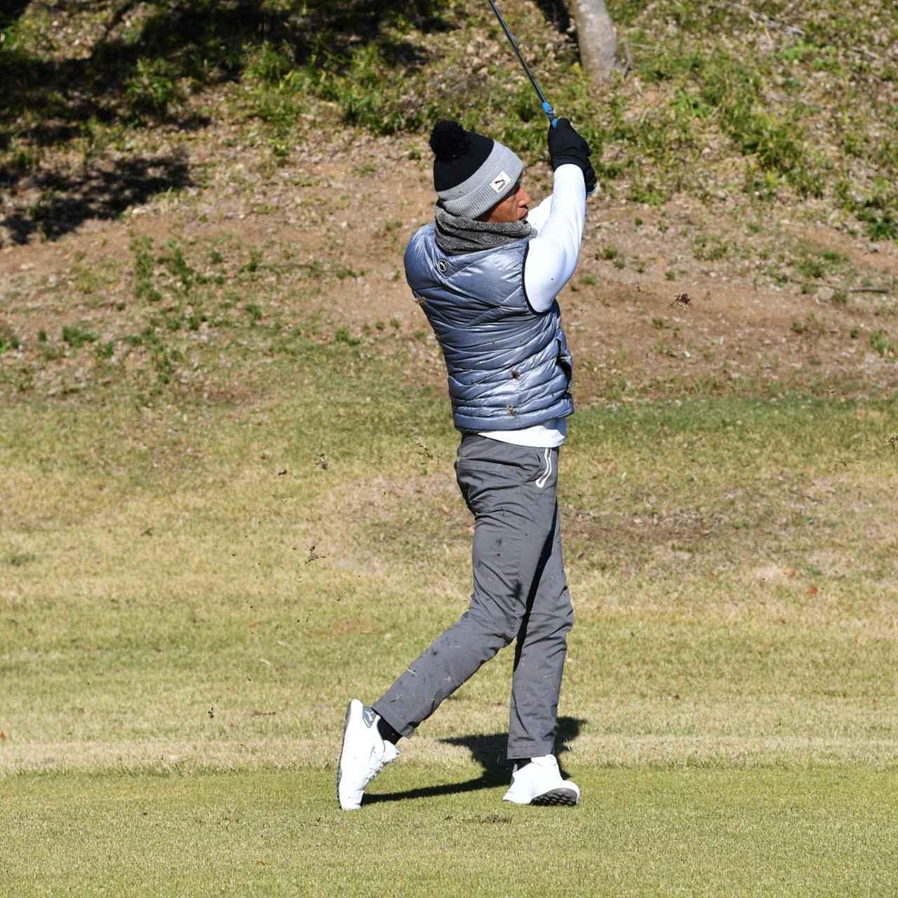 画像10: 【冬ゴルフのスコアメーク】今すぐ試したいテクニック「ティショット&セカンド編」。ベストスコアを冬に出す