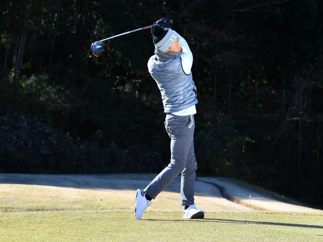 画像5: 【冬ゴルフのスコアメーク】今すぐ試したいテクニック「ティショット&セカンド編」。ベストスコアを冬に出す