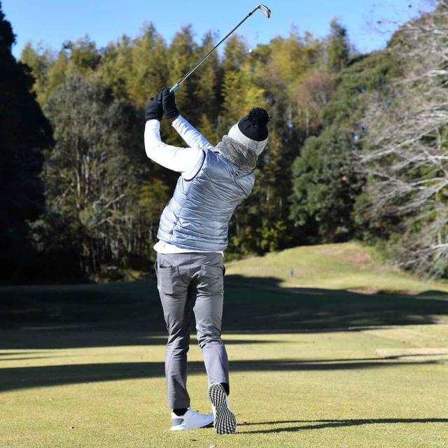 画像4: 【冬ゴルフのスコアメーク】今すぐ試したいテクニック「グリーン周り編」。ベストスコアを冬に出す