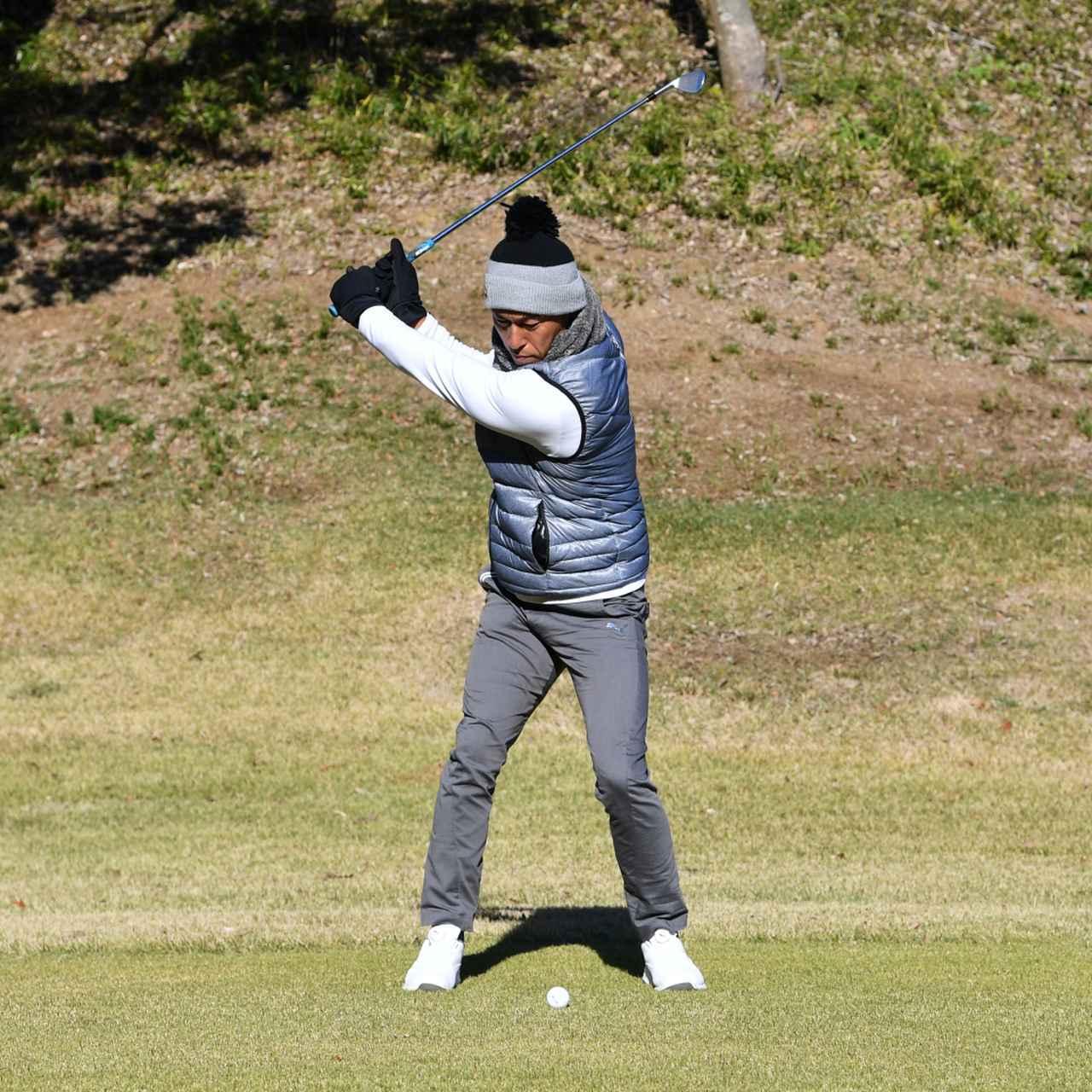 画像7: 【冬ゴルフのスコアメーク】今すぐ試したいテクニック「ティショット&セカンド編」。ベストスコアを冬に出す