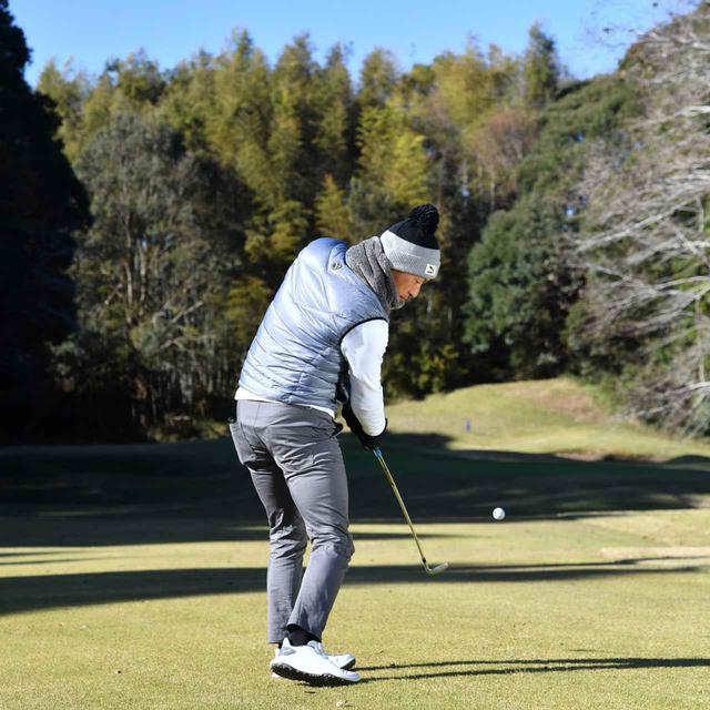 画像3: 【冬ゴルフのスコアメーク】今すぐ試したいテクニック「グリーン周り編」。ベストスコアを冬に出す