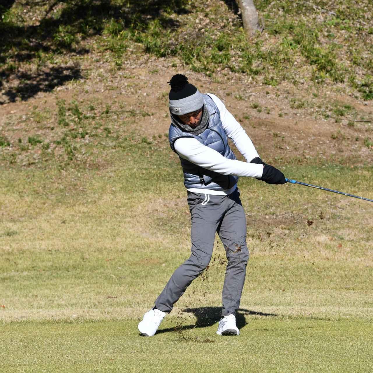 画像9: 【冬ゴルフのスコアメーク】今すぐ試したいテクニック「ティショット&セカンド編」。ベストスコアを冬に出す