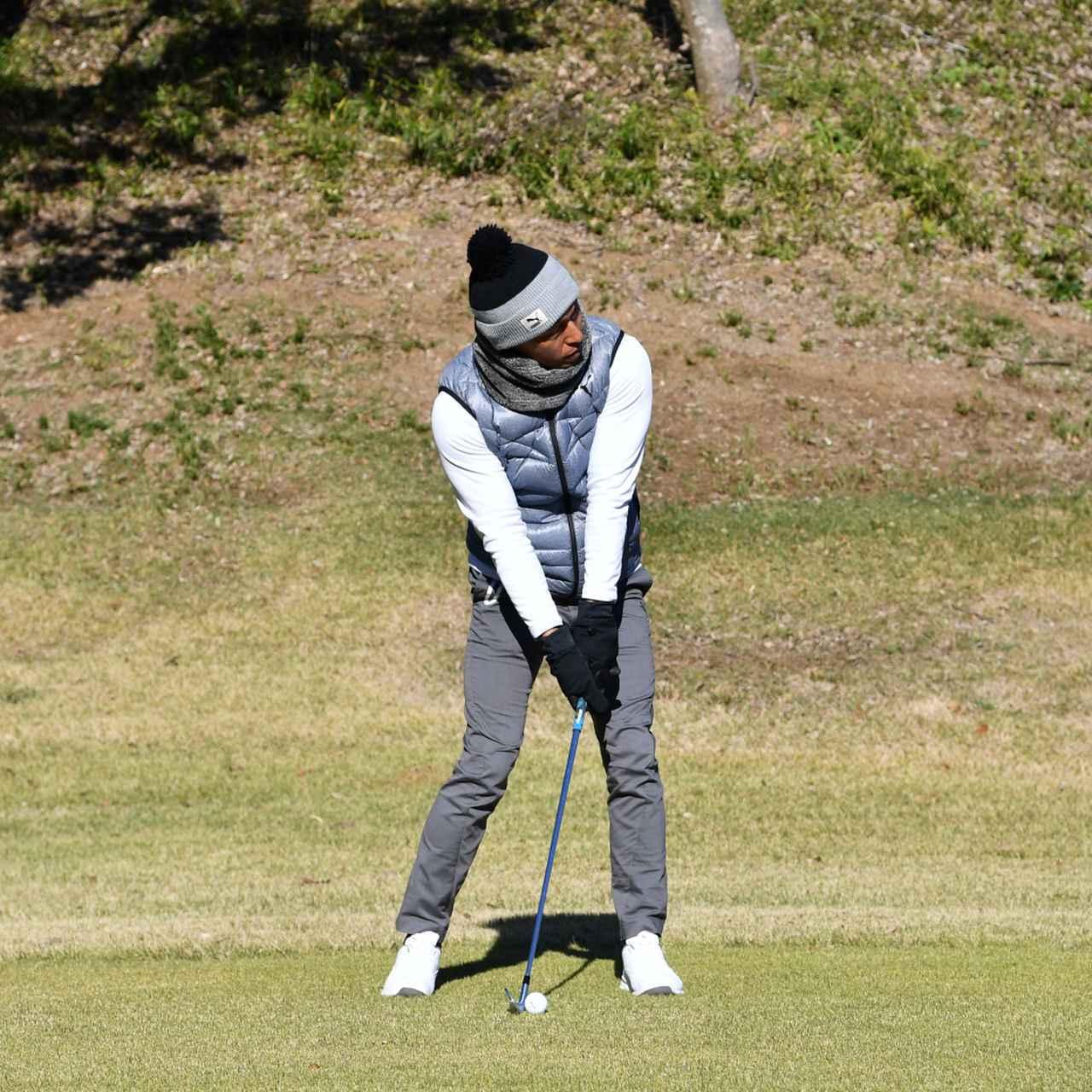 画像6: 【冬ゴルフのスコアメーク】今すぐ試したいテクニック「ティショット&セカンド編」。ベストスコアを冬に出す
